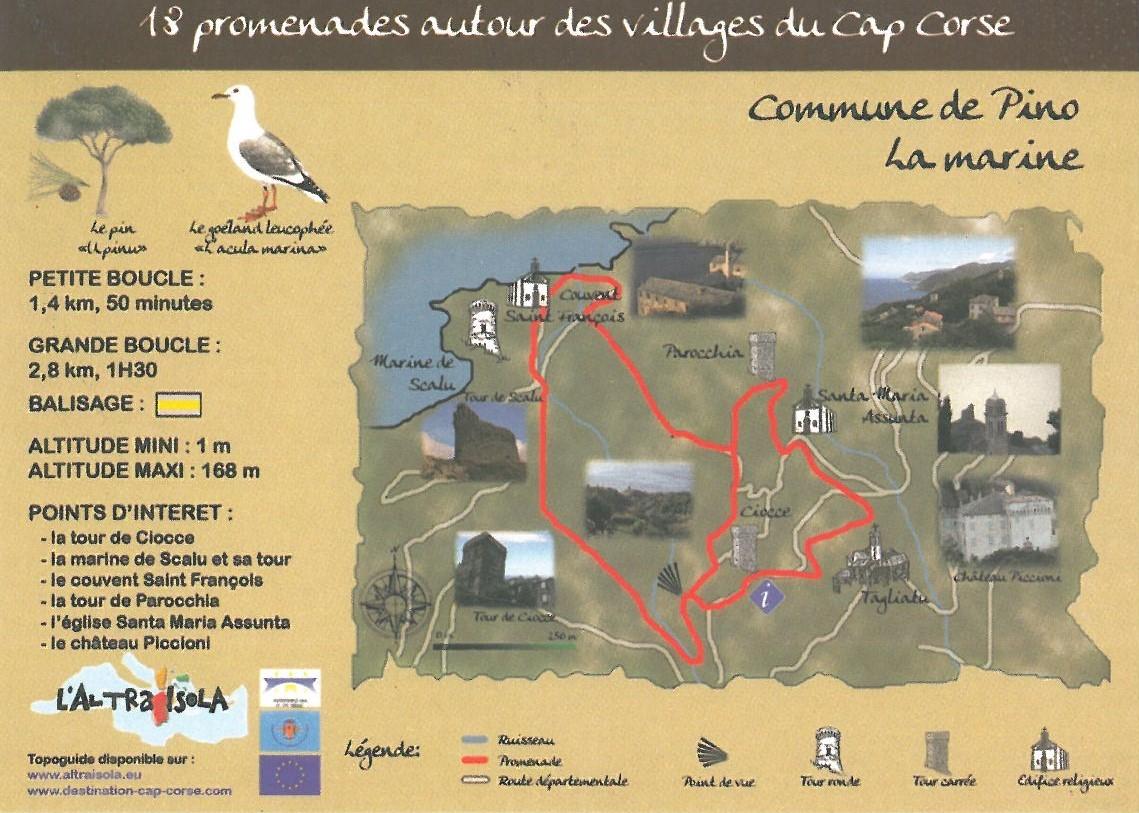 Cap Corse Inconnu : 15 - La marine - Capicorsu