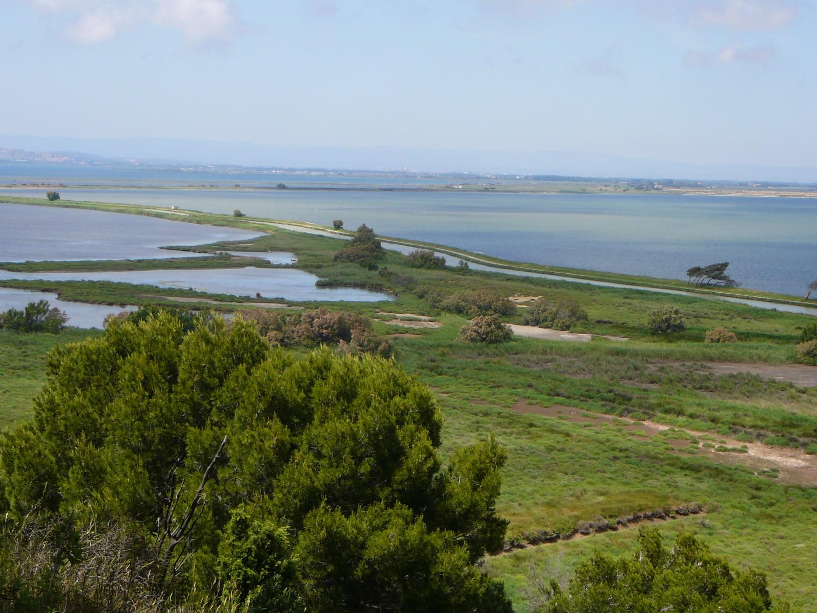 Un port romain à l\'embouchure de la lagune?