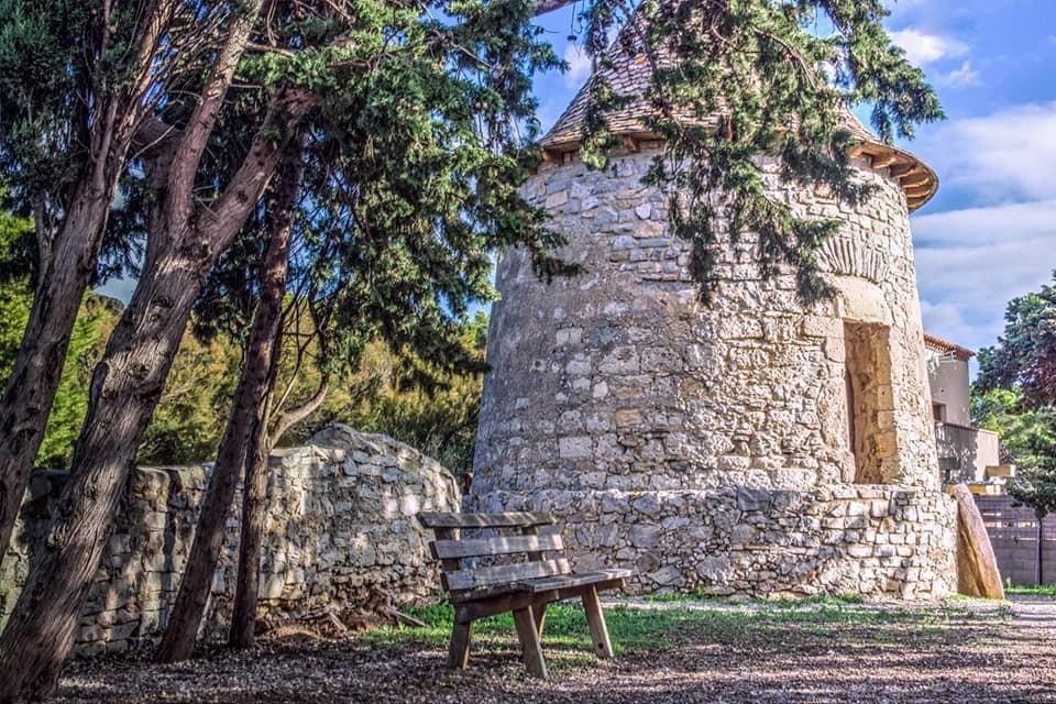 Une chapelle près de l\'ancienne voie romaine - Saint Pancrace