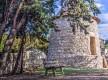 Une chapelle près de l'ancienne voie romaine - Saint Pancrace