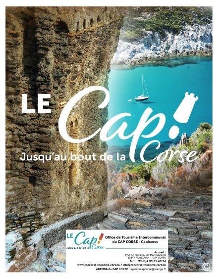 Frédérique Valery - Guide Conférencier - Cap Corse