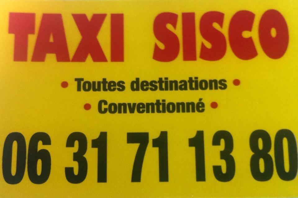 Taxi Sisco - Cap Corse Capicorsu