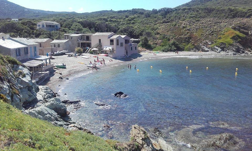 Plage de Mute - Cap Corse Capicorsu