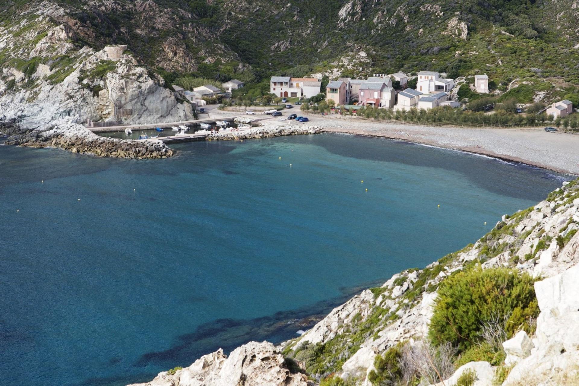 Plage de Giottani - (Accès PMR) - Cap Corse Capicorsu