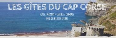 Les Gîtes du Cap Corse© - Marine de Negru - Capicorsu
