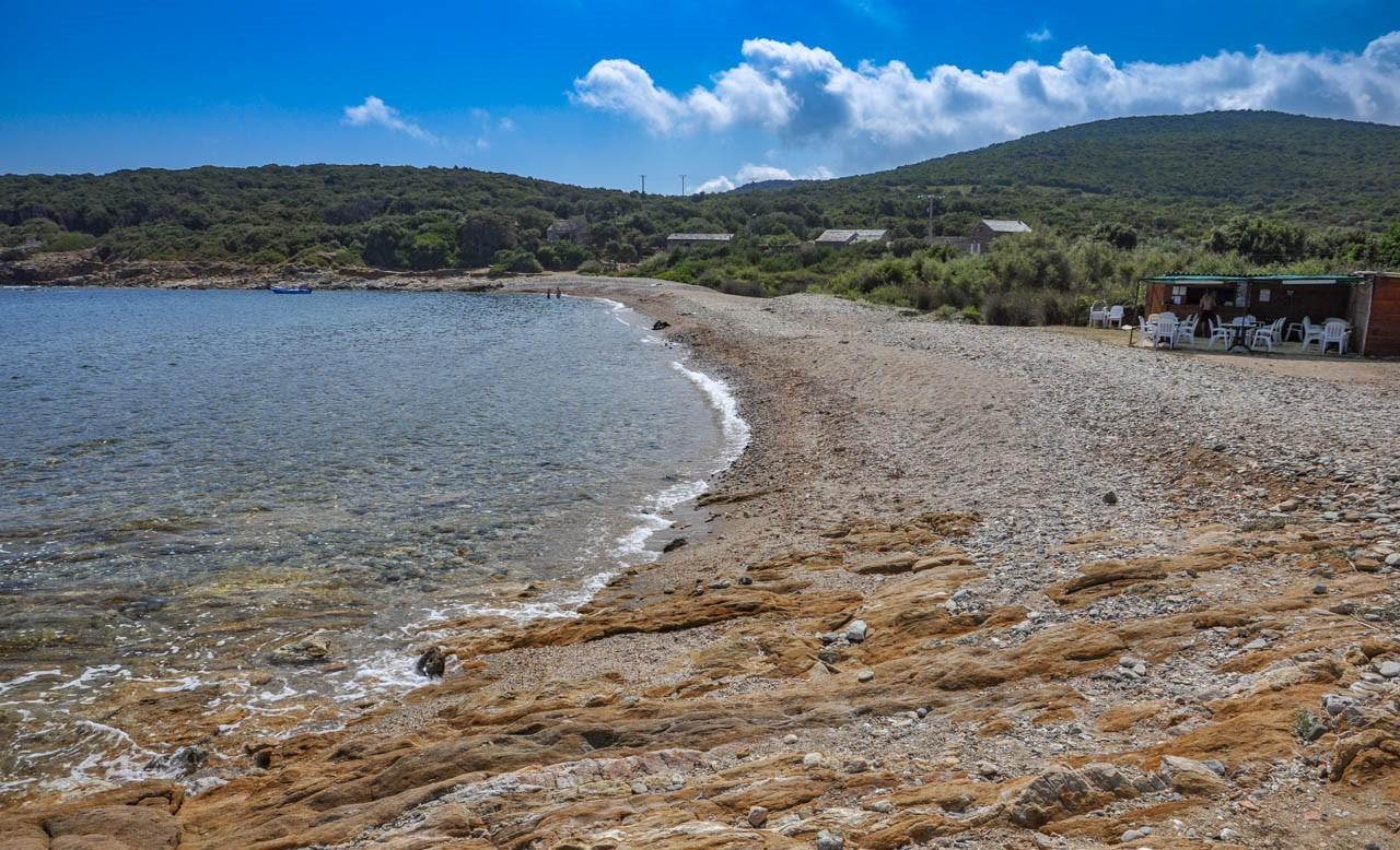 Plage de Tollare - Cap Corse Capicorsu