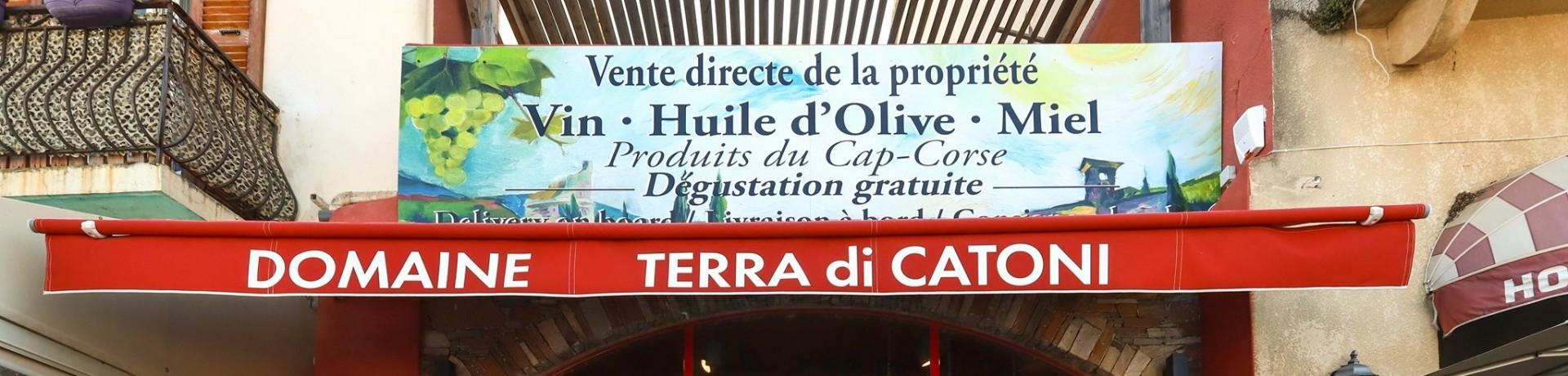 Domaine Terra di Catoni© - Macinaggio - Cap Corse Capicorsu