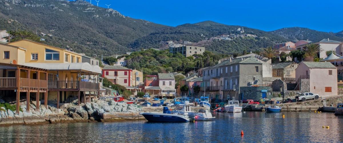 Port de Centuri© - Cap Corse Capicorsu