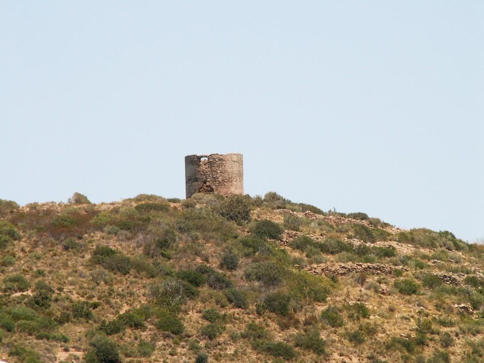 Moulin de la Butte de Bucinu - Cap Corse Capicorsu