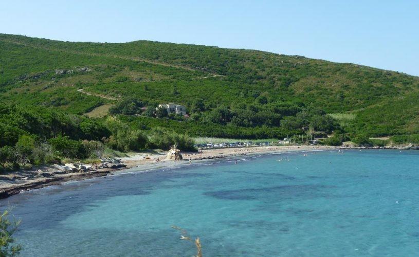 Plage de Misincu - Porticciolo - Cap Corse Capicorsu