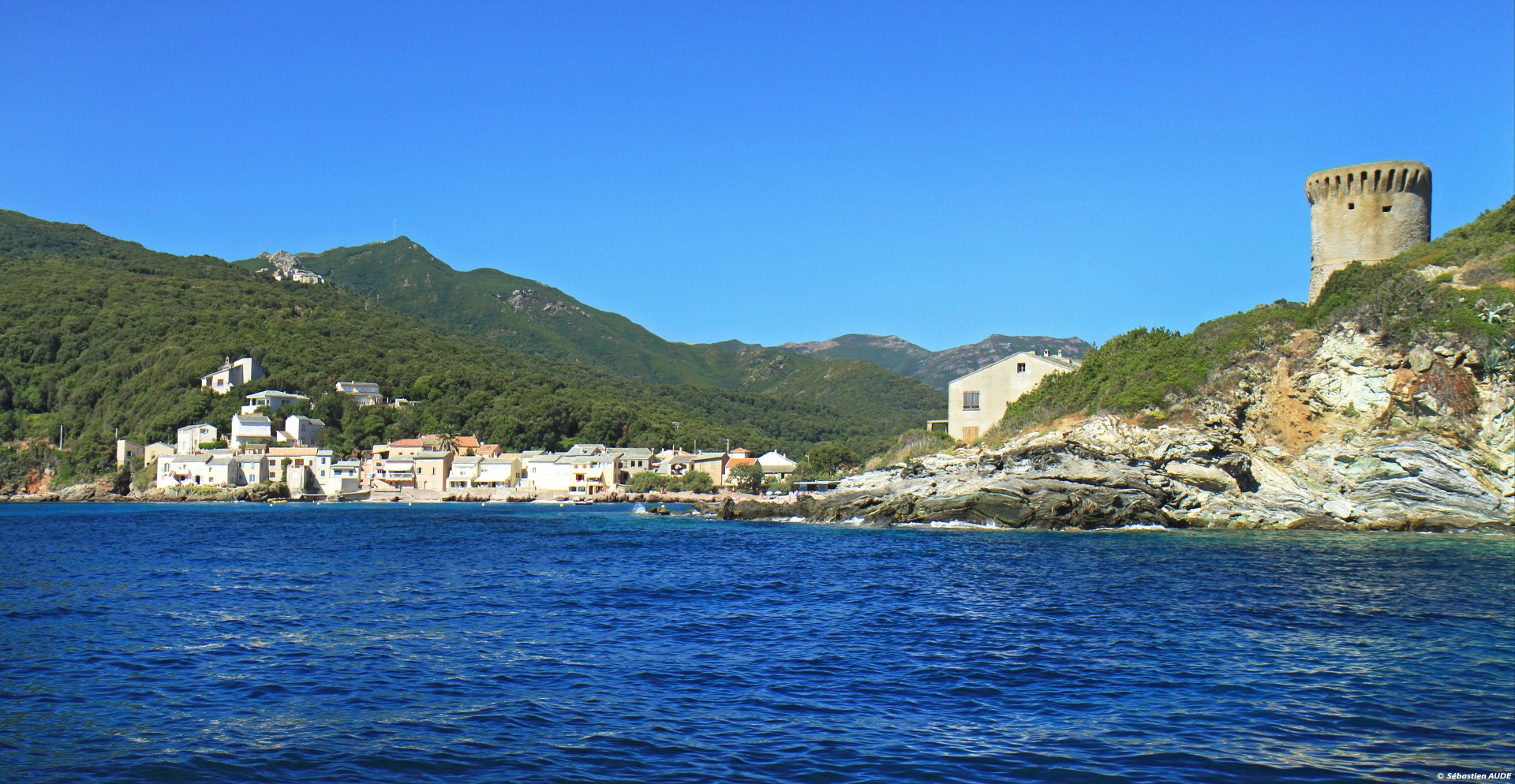 Plage de Meria - Cap Corse Capicorsu