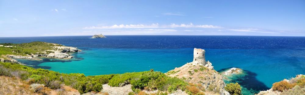 Pointe du Cap Corse, Espaces Naturels Prot