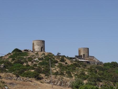 Moulins du Col de la Serra - Ersa - Cap Corse Capicorsu