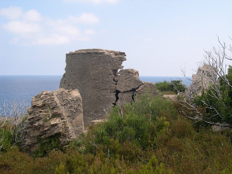 Tour de Capo Sagro - Cap Corse Capicorsu