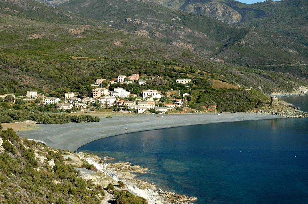 Plage d\' Albo - Cap Corse Capicorsu