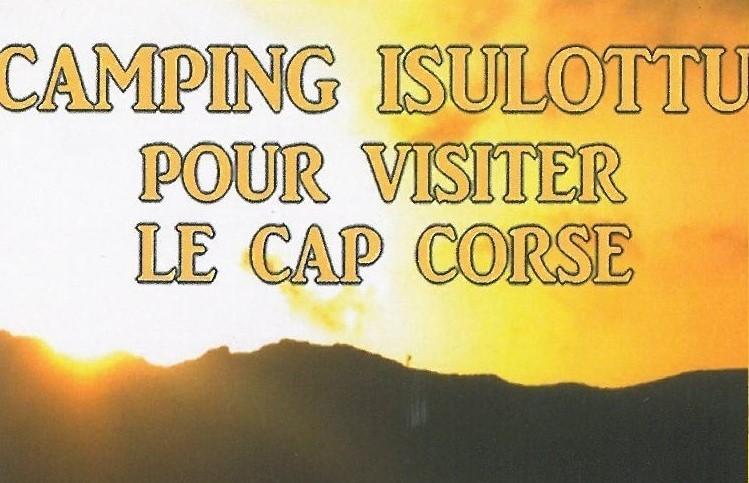 L\'Isulottu *** - Camping / Caravaning - Centuri-Morsiglia
