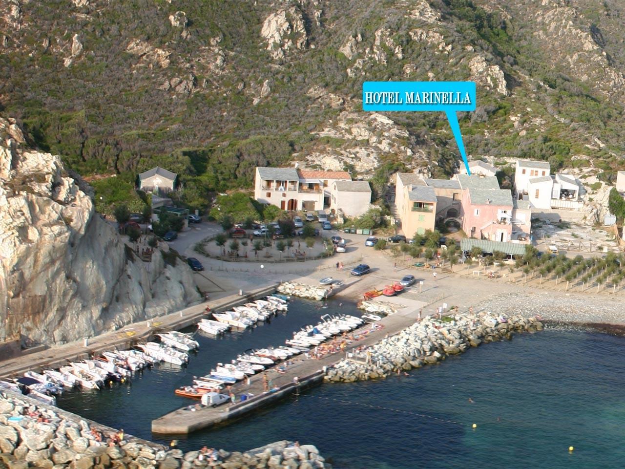 Marinella - Marine de Giottani - Cap Corse Capicorsu