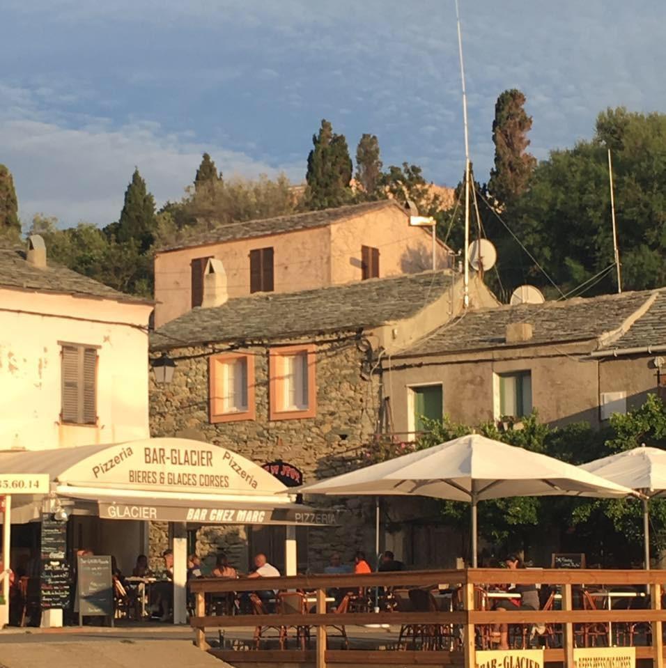 Bar Chez Marc - Centuri - Cap Corse Capicorsu
