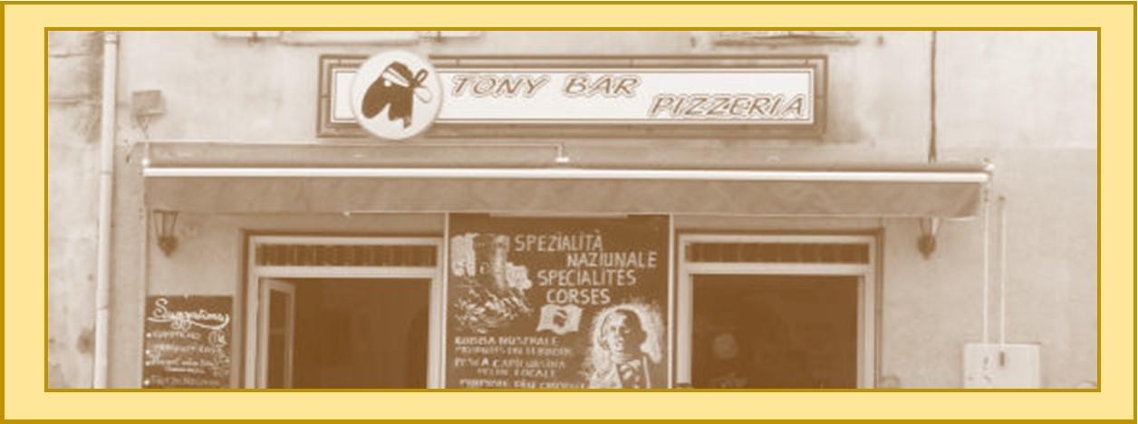 Restaurant Tony Bar © - Luri - Cap Corse