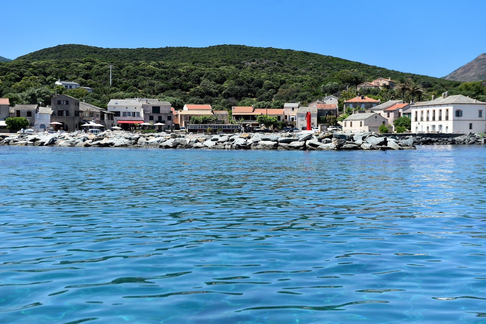 Barcaggio - Marine d\' Ersa - Cap Corse