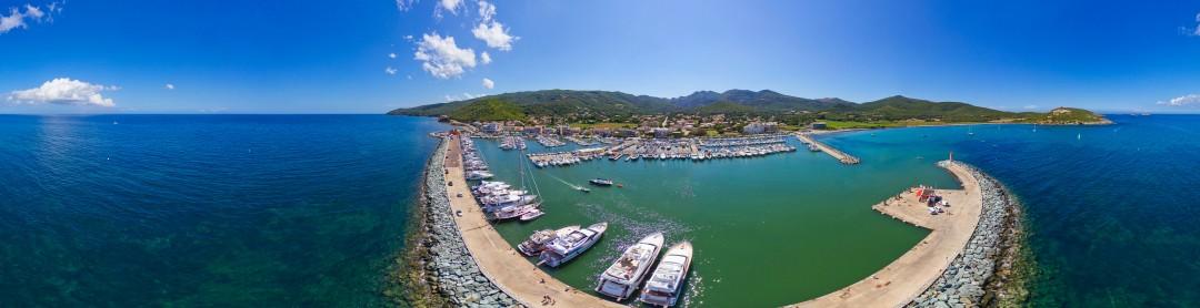 Port de Macinaggio - Cap Corse Capicorsu