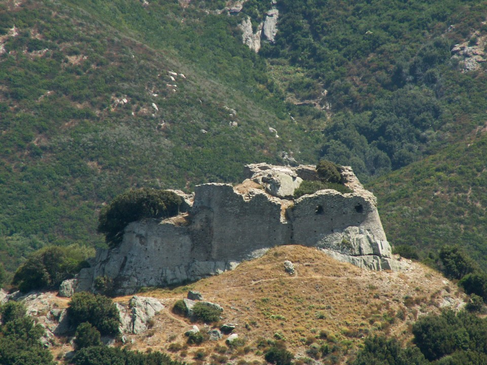 Les Chateaux-Forts du Cap Corse - U Castellu - Cap Corse Capicorsu