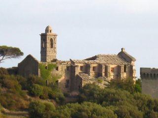 Couvent St François - Cap Corse Capicorsu