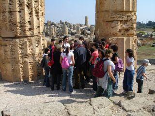 Les hauts lieux de la Grèce antique