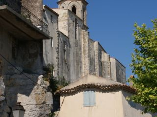 Eglise Saint André de La Cadière