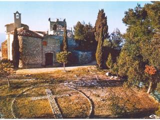 Chapelle Notre-Dame du Beausset-Vieux (XIIème siècle)