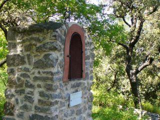 Chemin des oratoires du Beausset