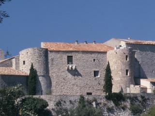 Visite d'un nid d'aigle médiéval