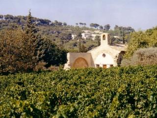 Chapelle St Côme St Damien de La Cadière