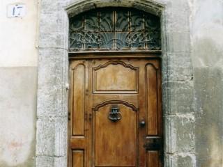 Portes du village de La Cadière