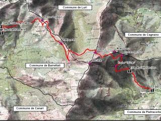 Chemin de Lumière - Cap Corse Capicorsu