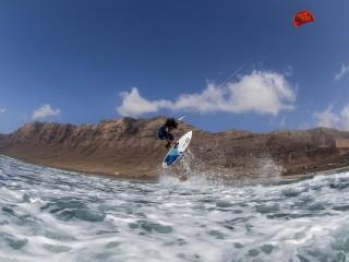Spots de windsurf y kitesurf en Lanzarote