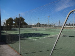 Stage de Tennis du 5 au 9/03