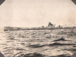 Ações do Submarino U-35 ao Largo de Sagres (1917)
