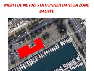 Information Capitainerie - Parking
