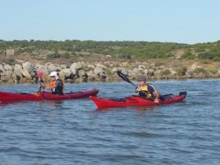 Testez le canoë en duo et partez en balade au cœur des étangs de Gruis