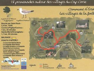 Cap Corse Inconnu - Les villages de la forêt - Ersa
