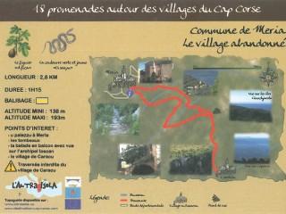 Cap Corse Inconnu - Le village abandonné - Capicorsu