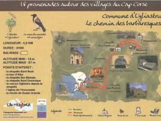 Balades Thématiques du Cap Corse/Ogliastro