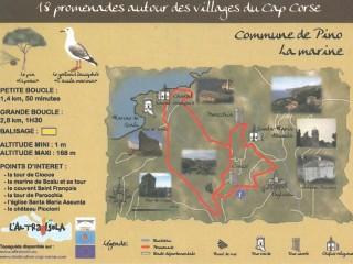 Balades Thématiques du Cap Corse/Pino