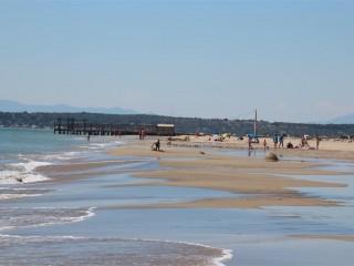 Une plage nature loin de l\'agitation, le Rouet
