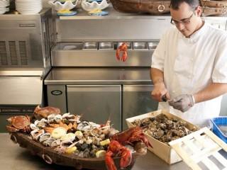 Une escale aux saveurs marines au Méditerranée