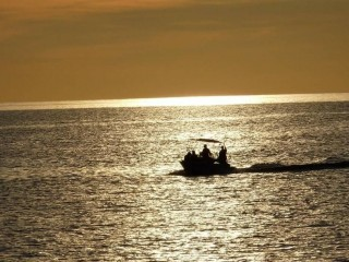 Corse Fishing - Pêche en Mer - Marine de Giottani - Barrettali