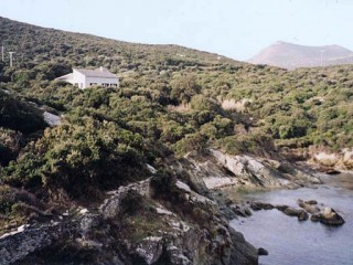 Les Pieds Dans l'eau** - Barcaggio - Cap Corse Capicorsu
