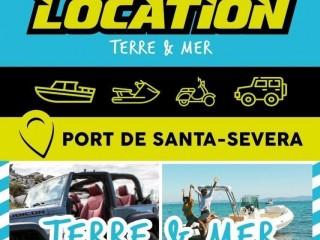 Cap Corse Location - Terre & Mer - Santa Severa - Capicorsu