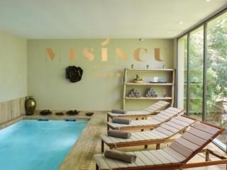 Spa - Hôtel Misincu***** - Porticciolo - Cap Corse Capicorsu